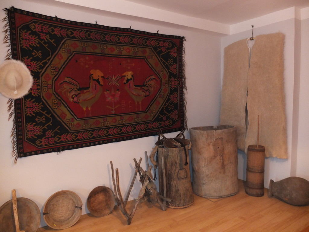 Ethnographic Museum household items