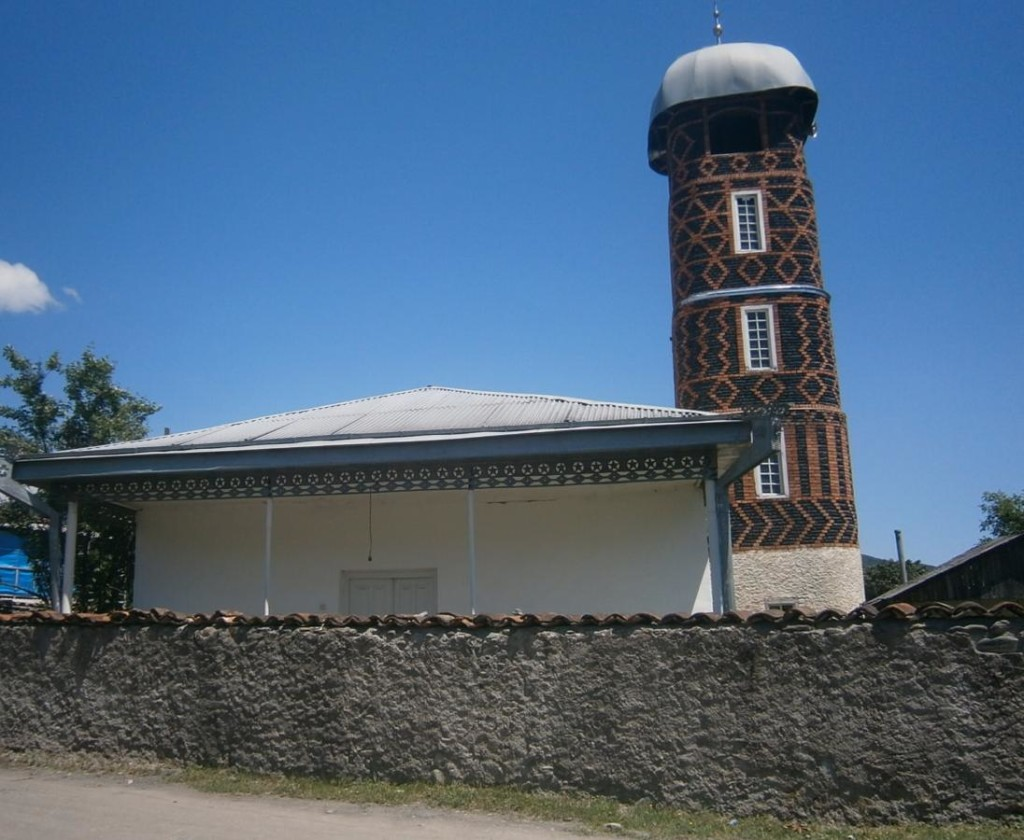 Old Mosque in Duisi