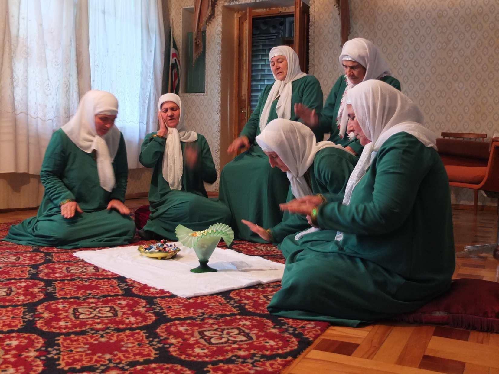 Sufi Kadinlar